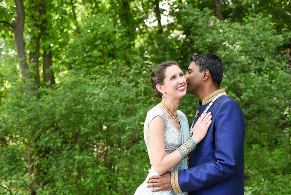 Julie & Nithin Wedding