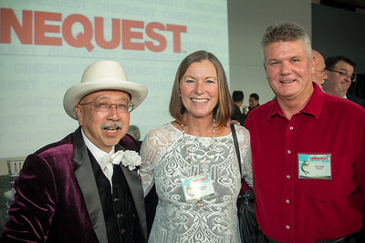 Cinequest 2015 launch party