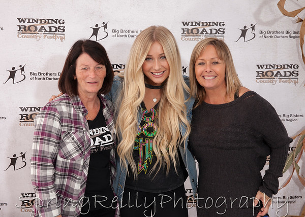 2018 Winding Roads Country Festival Meet and Greet