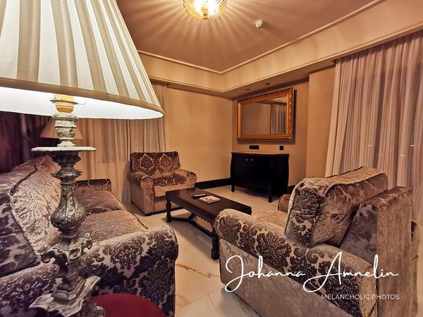 Las Palmasin vanhin hotelli Santa Catalina, Royal Hideaway ja sen Presidential suite