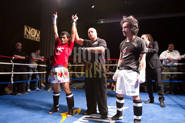 Friday Night Fights 3-9-12