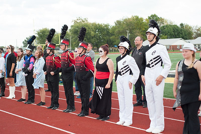 10/14/17 Monroe City Marching Festival