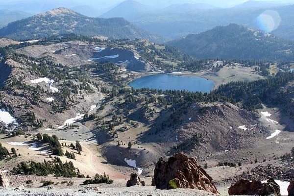 Road Trip 2006: Crater Lake, Lassen, Lava Beds, Granite Chief