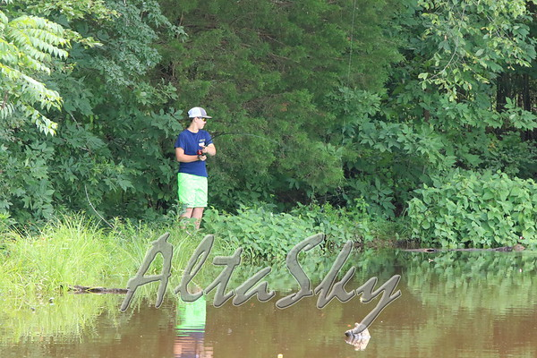 RED TEAM - FISHING  06-19-2019