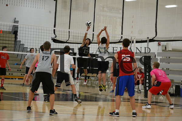 LUHS 2013 Boys Volleyball tournament