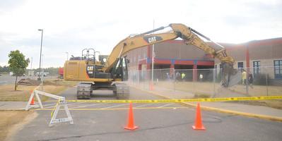 Blair-Taylor Building Project