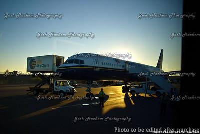 January 1, 2009 Flight back to Kansas