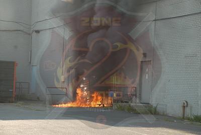 Levittown F.D. Haz-Mat Fire T/R/O King Kullen 3284 Hempstead Tpke. 7/31/10