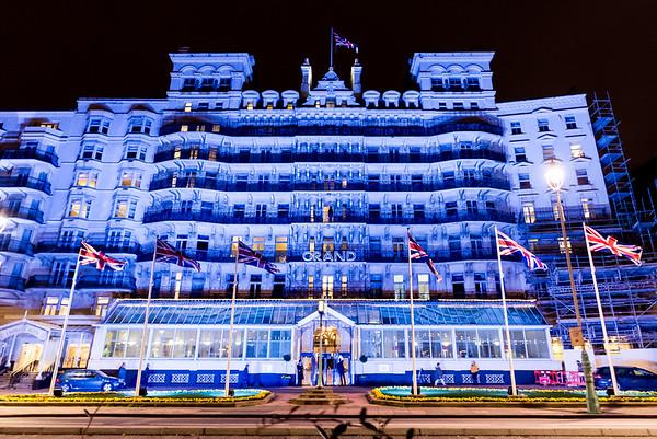 Brighton & Hove Hotelier Awards 2016