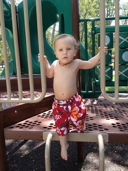 Jaxon Swimming & Park