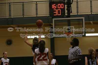 OH Cincinnati Black Lady Ballers VS KY Louisville Jaguars