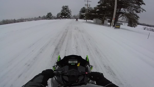 2/8/19 Snowmobile Trip - Eagle River, WI