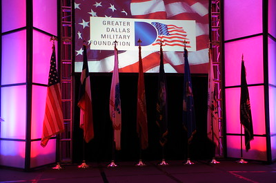 3-28-2015 Dallas Military Foundation Gala