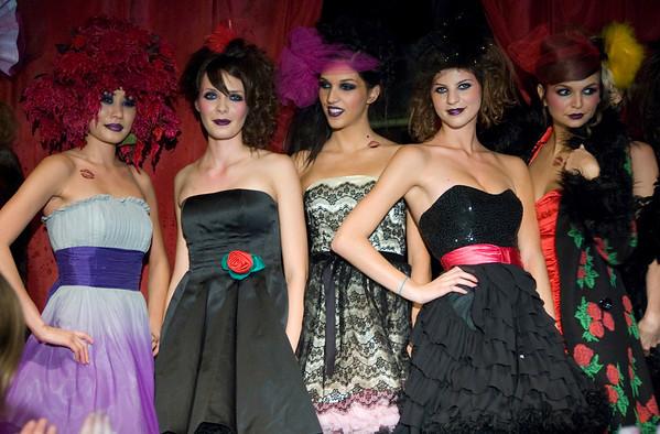 Fashion Week - Betsey Johnson Show