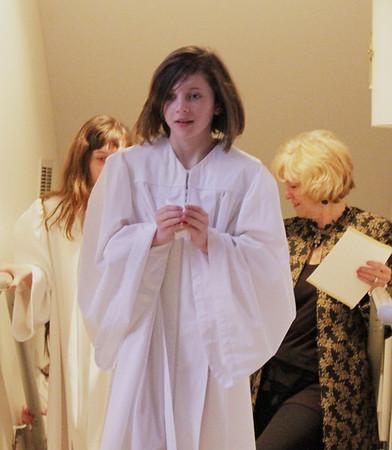 2010 Pastor's Class Baptisms