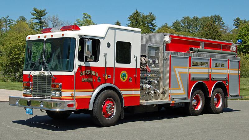 Engine 4   2000 HME/Central States   1500/2500