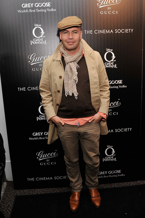 ". Actor Billy Zane attends the Gucci and The Cinema Society screening of ""Oz the Great and Powerful\"" at the DGA Theater on March 5, 2013 in New York City.  (Photo by Stephen Lovekin/Getty Images)"