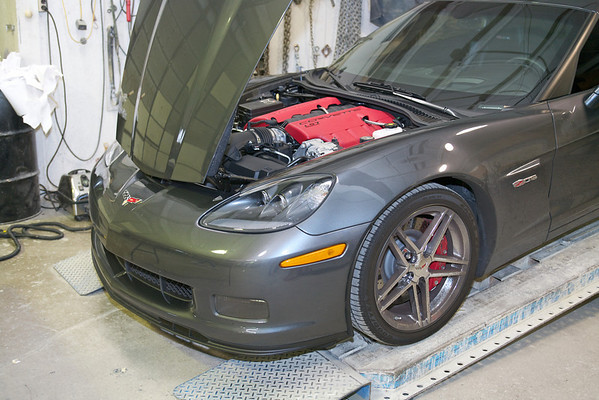 2010 Chevy Corvette ZO6