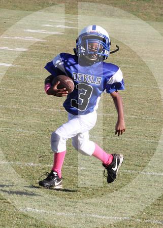 Fayette Blue Devils 10-25-14