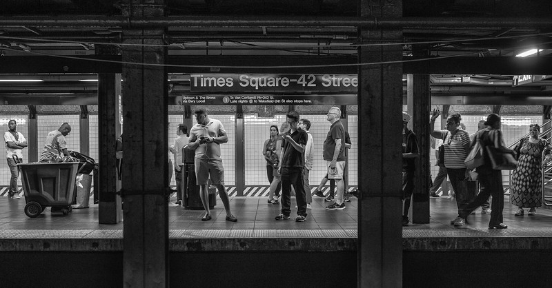 Subway Tableau #2