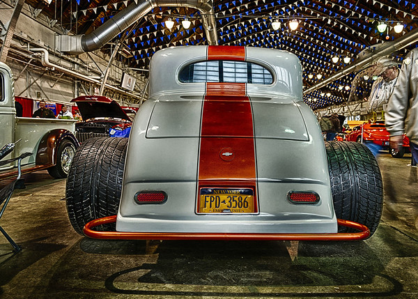 1934 Chevy HDR