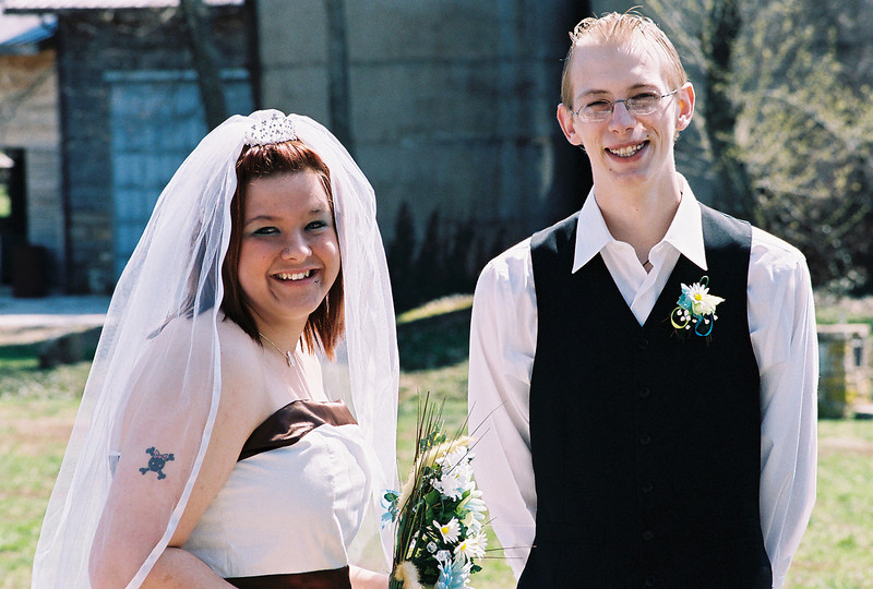 Brandon and Mindy's Wedding