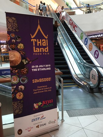 2019_07_25 Thailand food fair at The Starling mall