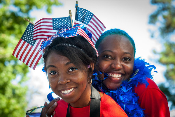 2012 07 04 Kingwood Independence Day Parade