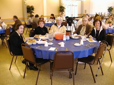 Community Life - Over 50 - January 27, 2005