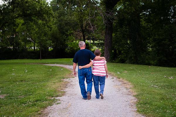 John and Cindy Hayes Anniversary 2017