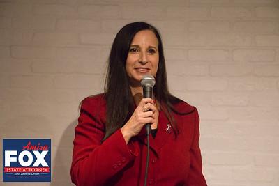 Amira Fox Campaign Kick-Off (Collier)