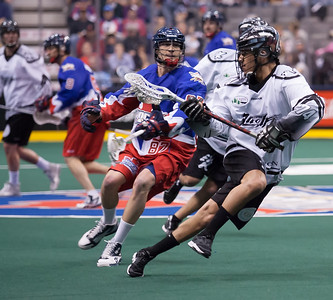 Edmonton Rush @ Toronto Rock 24 Mar 2013