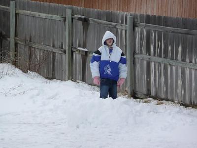 2009 03 Spring Snowstorm