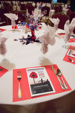 Elks Lodge Veterans Day Dinner 2018