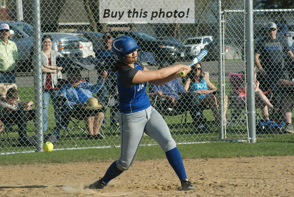 BBE fastpitch vs. Maple Lake 05--5