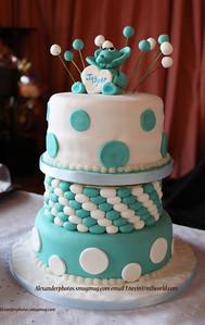 Birthday cake by Barbara