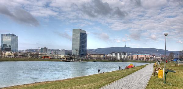 Bratislava 3. kolo: 8.3.2009