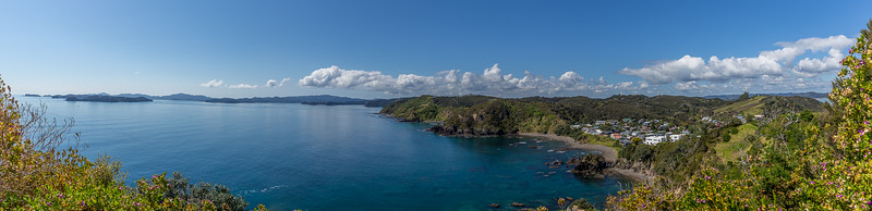 Bay of Islands - Panorama 2