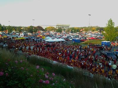 Iowa State Football Games