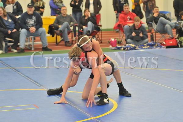 12-06-13 Fricker Wrestling Duals