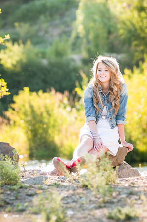 Seniors // Christen Ayers // Aug 2012