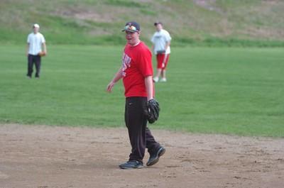 TRHS Student-Faculty Softball