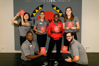 City Year Care Force 2019 Graduation