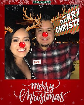 Lamar Christmas Party 2018