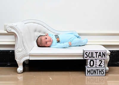 Sultan turns 2