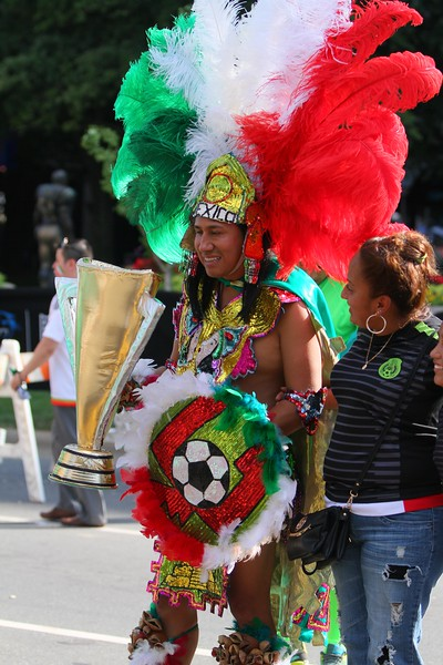 2015 CONCACAF Gold Cup Soccer Fans