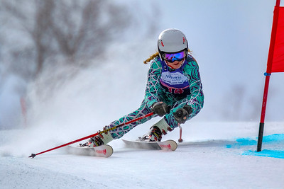 Saturday: Giant Slalom