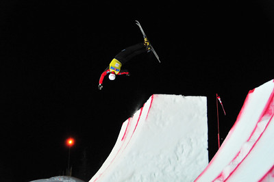 Freestyle Skiing World Cup 2009 - Best Photos