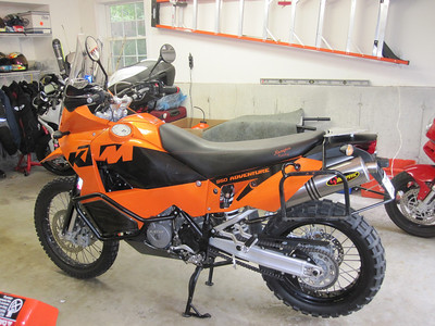 2006 KTM 950 Adventure For Sale