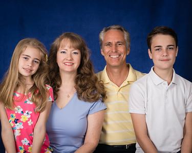 Atherton Family November 2018